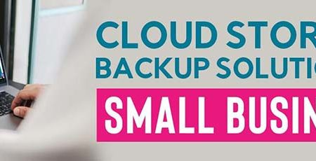 cloud storage & backup solutions for small businesses