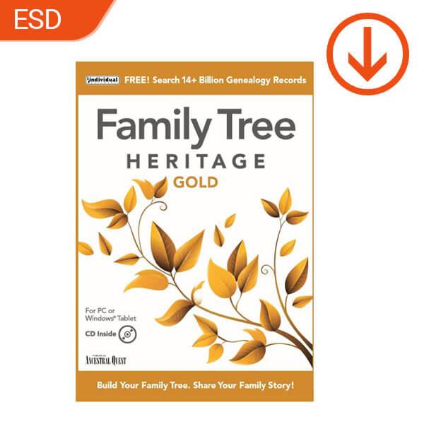 Family Tree Heritage Gold 16-600x600