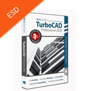 TurboCAD Professional - 600x600