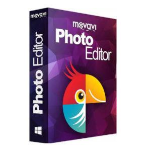Movavi Photo Editor - cover