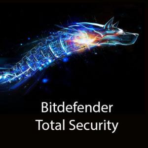 5 Users Bitdefender Total Security