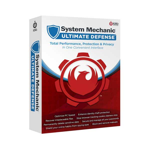 Iolo System-Mechanic-Ultimate-Defense-Box