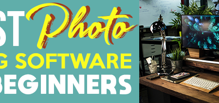 photo editing software made for beginners