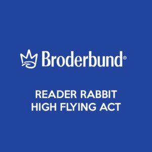 Broderbund-Reader-Rabbit-High-Flying-Act