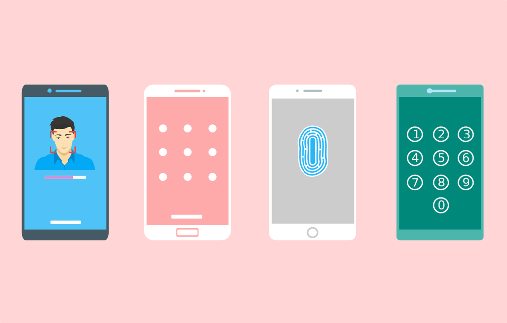 two-factor authentication smartphone security