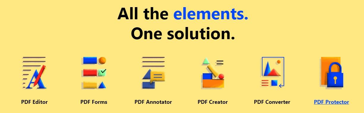 Wondershare pdfelements