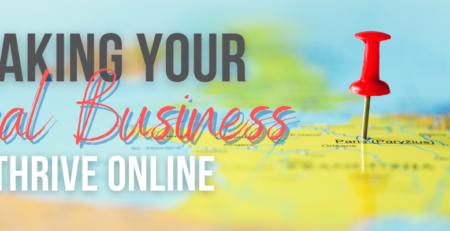 Making Your Local Business Thrive Online