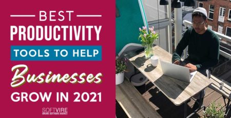 best productivity tools to help businesses grown in 2021