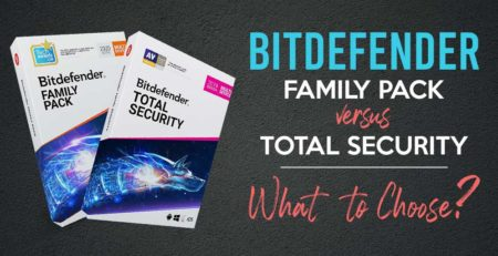 bitdefender family pack vs. total securty: what to choose