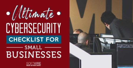 ultimate cybersecurity checklist for small businesses