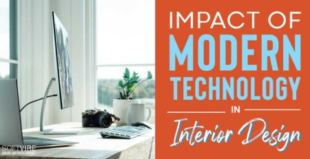 impact of modern technology in interior design