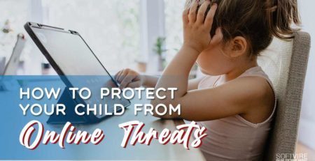 How to Protect Your Child From Online Threats