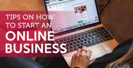 tips on how to start an online business