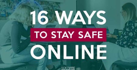 16 ways to stay safe online